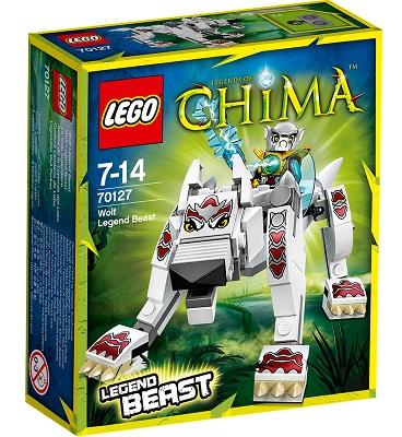 Wolf Legend Beast CHIMA LEGO