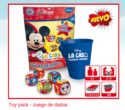 TOY PACK MICKEY