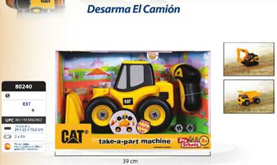 DESARMA EL CAMION (STANDARD) CAT