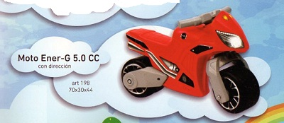 MOTO ENER-G 5.0 CC (CAJA A TODO COLOR)