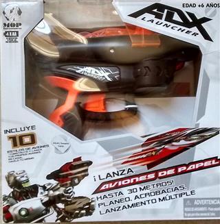 ADX LAUNCHER - LANZA AVIONES DE PAPEL 30 METROS