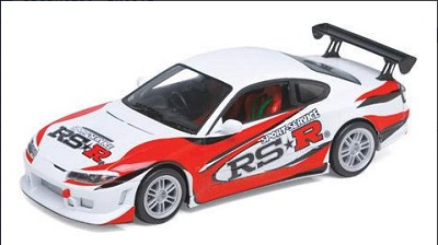 AUTO WELLY 1:24 NISSAN S15 RS-R