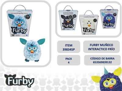 FURBY COOL INTERACTIVO